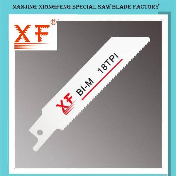 100mm Bi-Metal Sabre Saw Blade for Metal