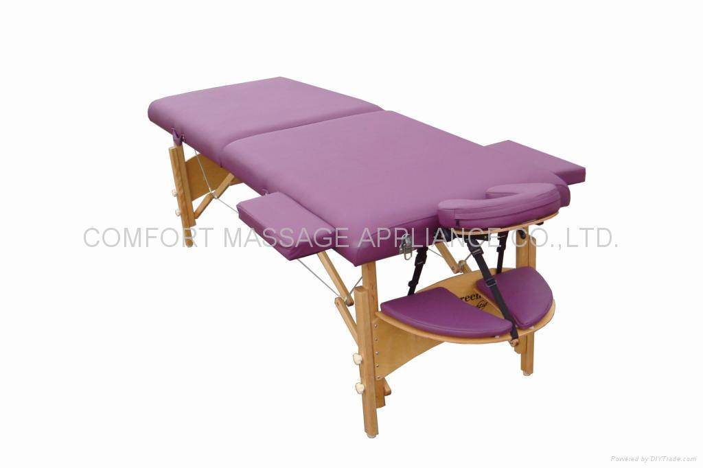 chic wooden massage table MT-006S-2