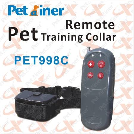 Robust and Highly Efficient Pet Remote Training Collar