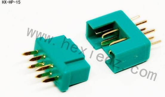 MPX plug male and female