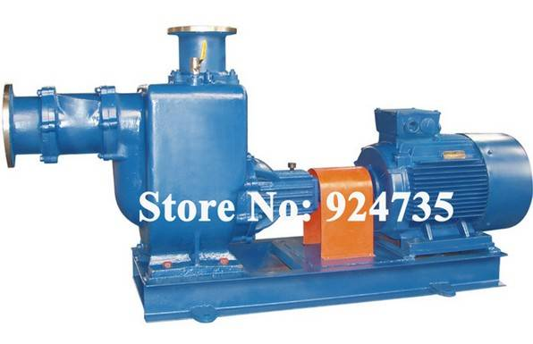 ZW Stainless Steel Self Suction Pump, Self Suction Chemical Pump, Sself Suction Sewage Pump