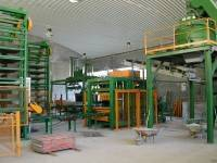 BLOCK MAKING PRODUCTION LINE