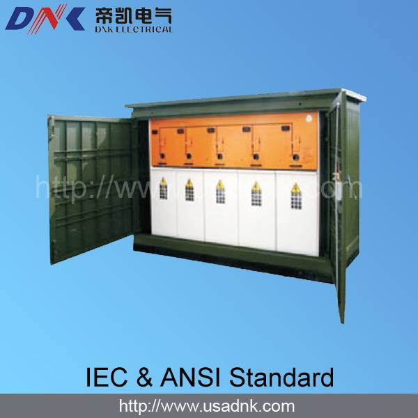 High Voltage Box-type Switching Station