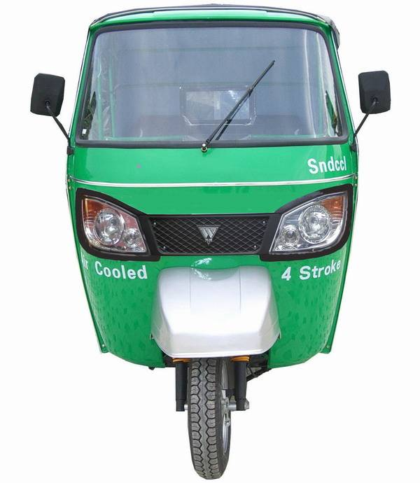 Bajaj Passenger Tricycle With Rear Engine, Bajaj Tricycle with Rear Engine