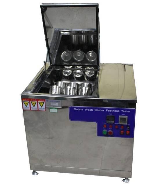 Rotawash Washing Fastness Tester RS-T14