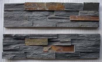 Black slate panel ZFW019C