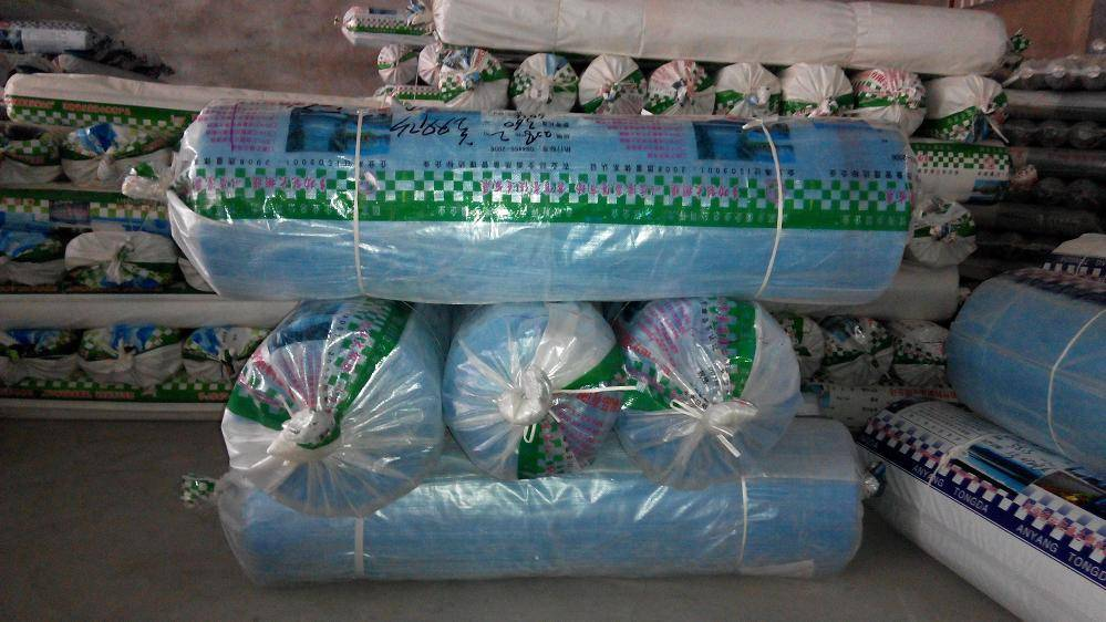 Agricultural Anti-aging PE three-layer greenhouse film