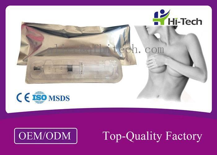 Body Injectable Hyaluronic Acid Dermal Filler HA Gel For Breast Augmentation , 10ml / PFS