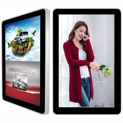 32 inch wall mounted digital signage player,advertising player