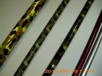 walk sticks/rods