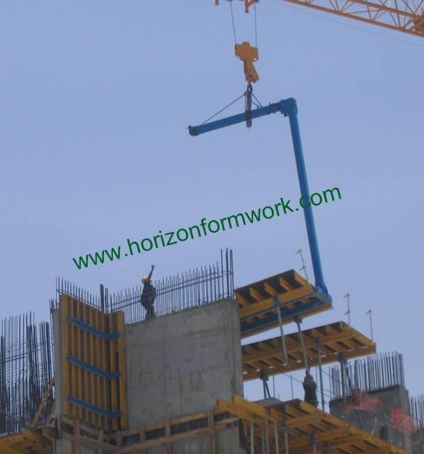 Doka Table formwork, slab formwork, ceiling formwork, concrete formwork, shuttering, horizontal