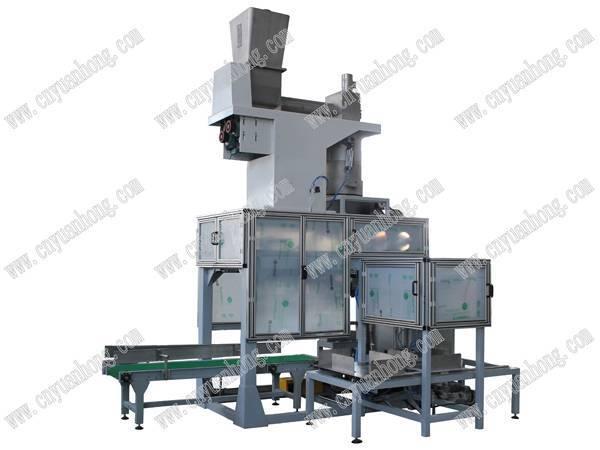 Powder Heavy Bag food Packaging Machinery(GFCF-25)