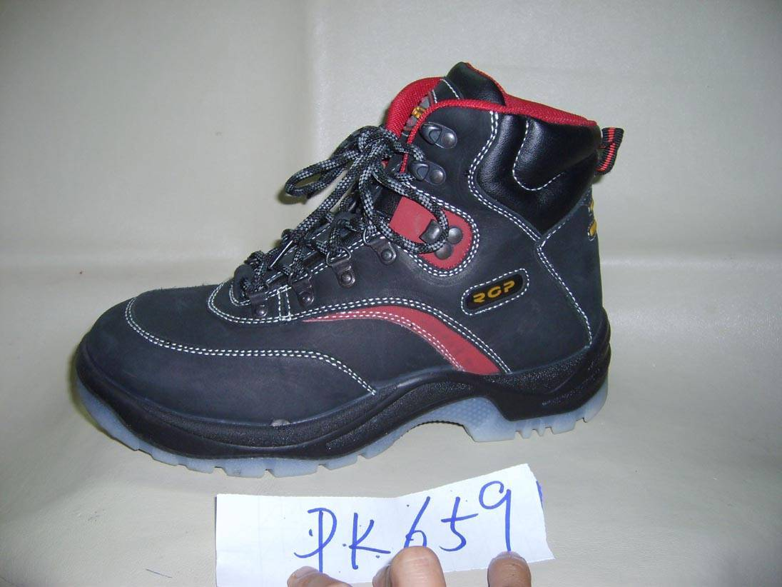 safety shoes with CE certificate