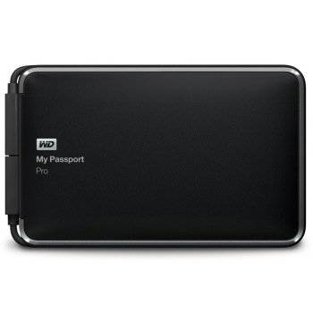 Western Digital WD My Passport Pro 2TB HDD for Mac Portable External Hard Drive Disk