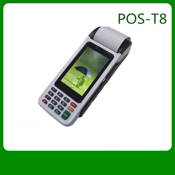 hot selling handheld portable POS terminal POS-T8