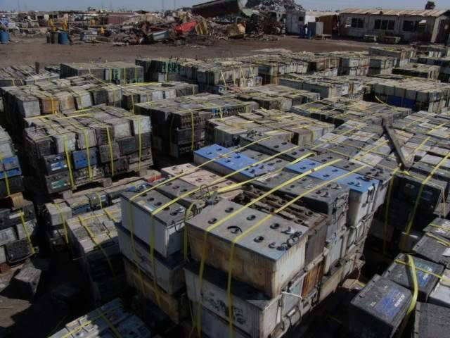 Battery scrap drained for sale at cheap prices