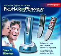 New Power Hair Laser Grow Comb Hair Loss Restoration