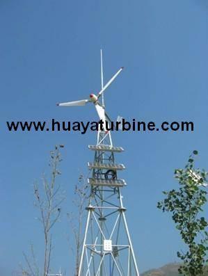 wind solar hybrid system 500w-12kw