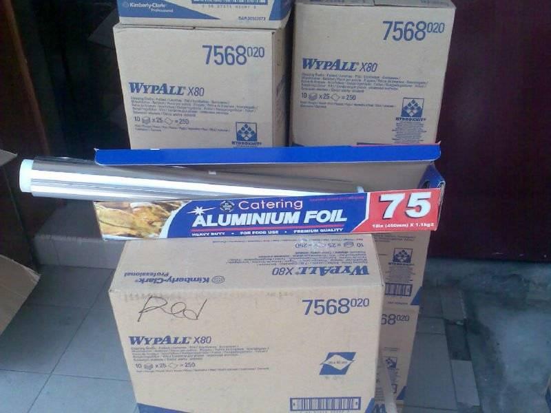 Popular products aluminum foil type