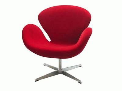 Hotel/Living Room Furniture Classical and premium quality Swan Chair