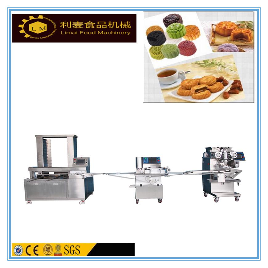multifunction kibbeh biscotti encrusting machine