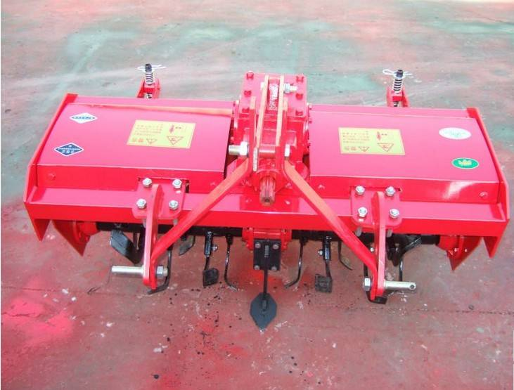 rotary cultivator 1GQN-150 Red