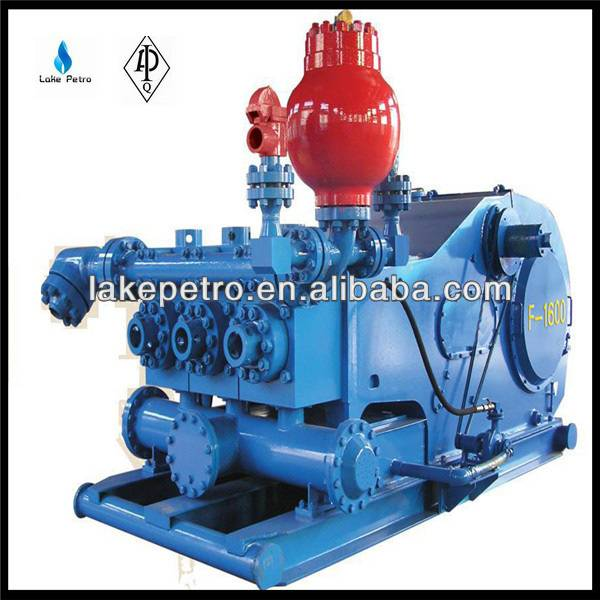 API 7K F-1600 drilling mud pump for drill rig
