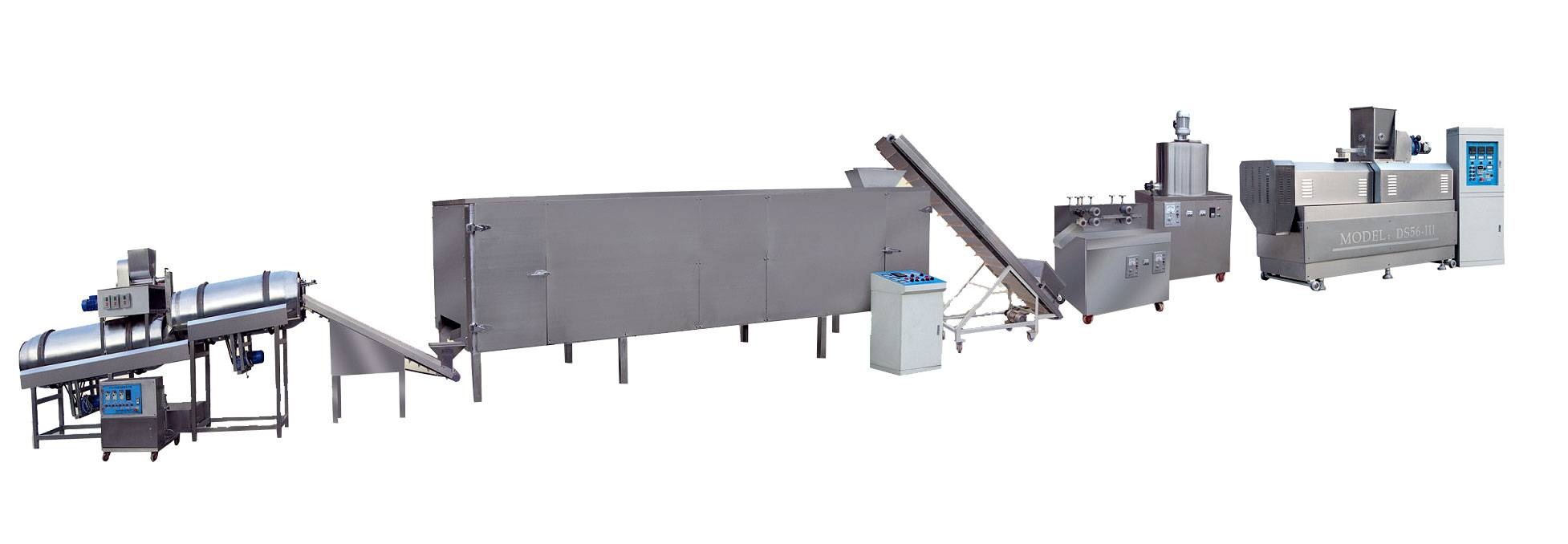 Snack Food Machinery Line