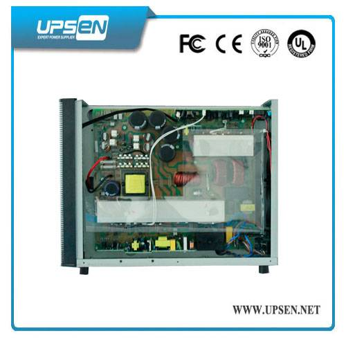 DSP IGBT 0.8PF 1 Phase Online Double Conversion Ups With RS232 / DB-9 port