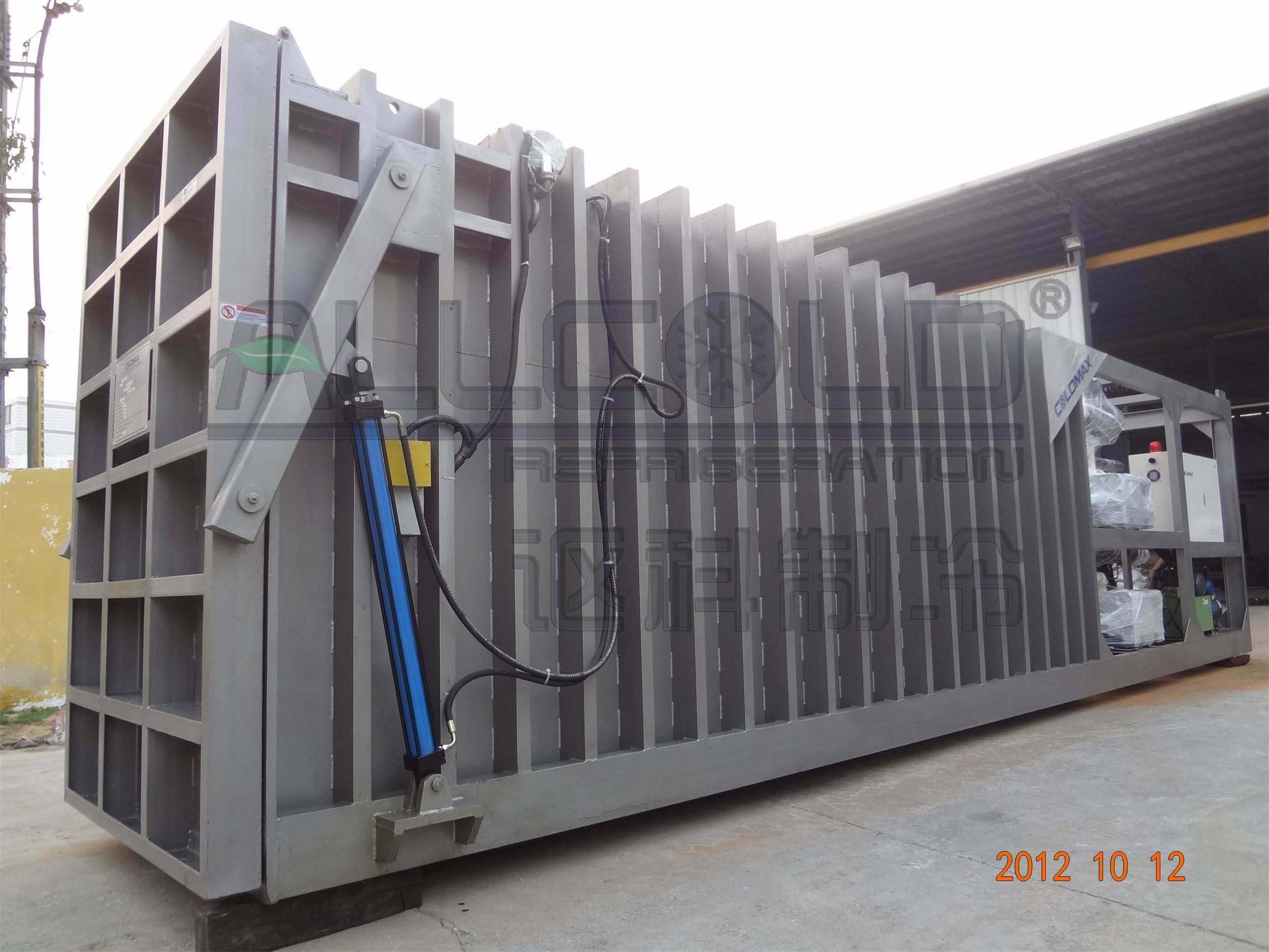 Allcold Vacuum Cooler For Flowers Plantation