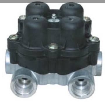 Brake chamber and brake valves