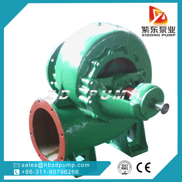 horizontal clean water pump for irrigation