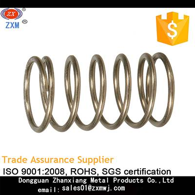 sell precision stainless steel compression spring