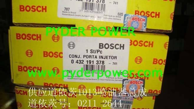 BOSCH injector 0 432 191 378 / 0432191378 DEUTZ 02112644