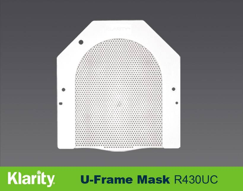 U-Frame Mask Thermoplastic Mask R430UC