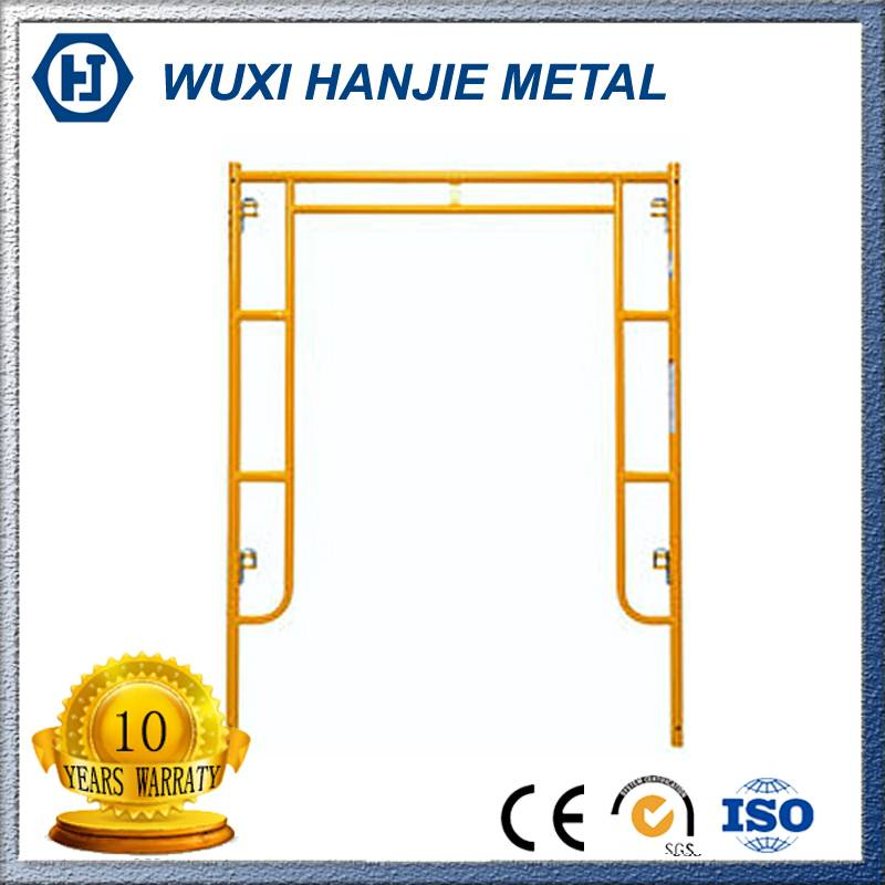Q235 layer ladder frame scaffolding