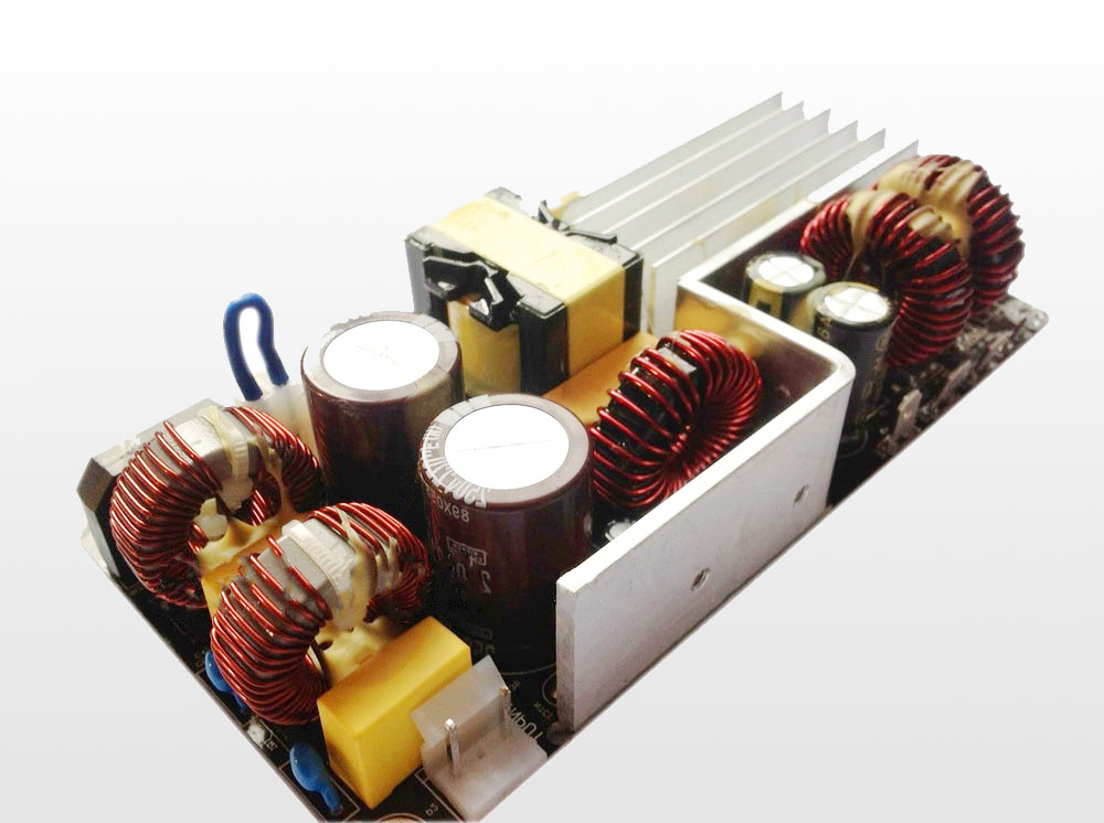 400W TDA8954TH High Stability CLASS D Amp Interagrated High Efficiency SMPS