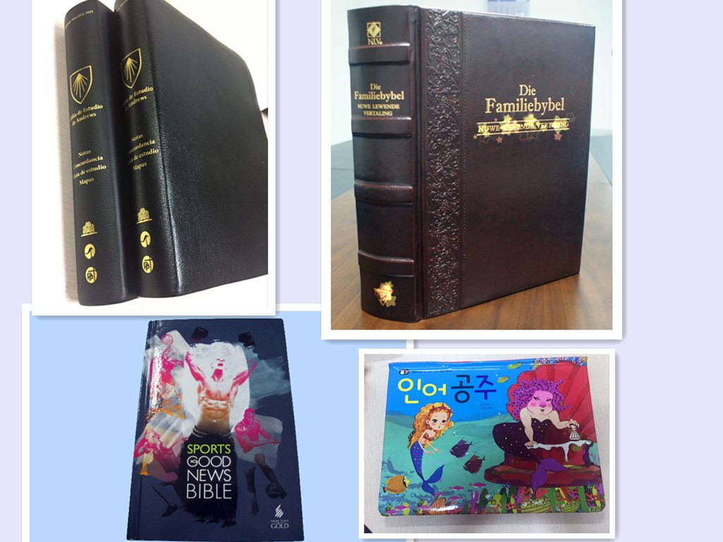 hard cover/ soft cover Books printing