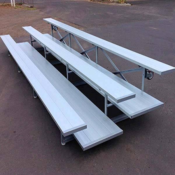 hot sales mobile aluminum bleachers