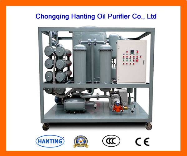 BYD Vacuum Transformer Oil Purifier for Restore Insulating Oil Property
