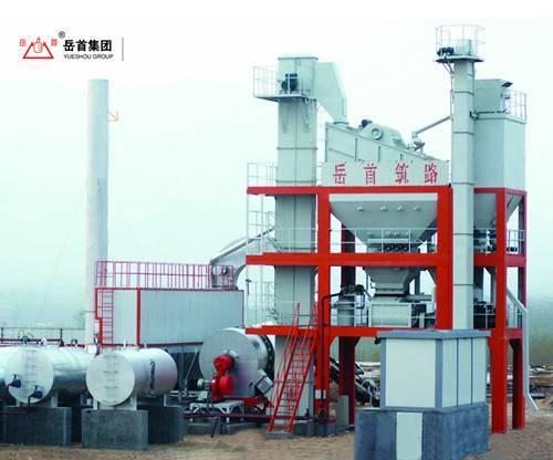 Asphalt Mixing Plant (LBJ2000) with capacity of LBJ2000