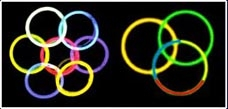 China supply of glow sticks light sticks glow necklace light rope