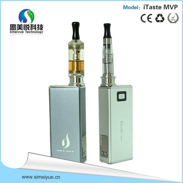 Newst Design Portable Power Case iTaste MVP E Cigarette Variable voltage electronic cigarettes