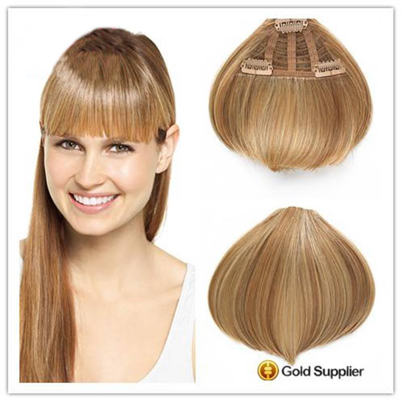 clips in hair fringe