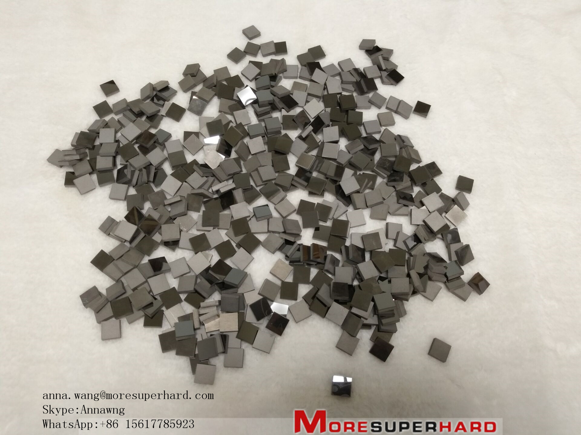 Diamond die blanks