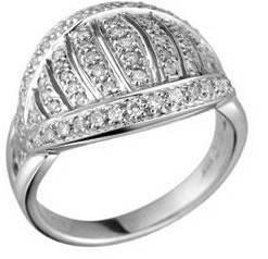 custom zinc alloy rings