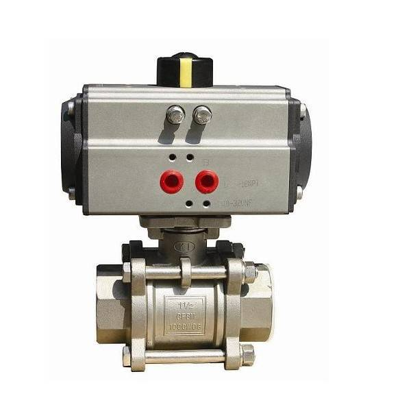AT Pneumatic Actuator