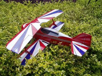 R/C Airplane Model( Pitts Special S-2C)