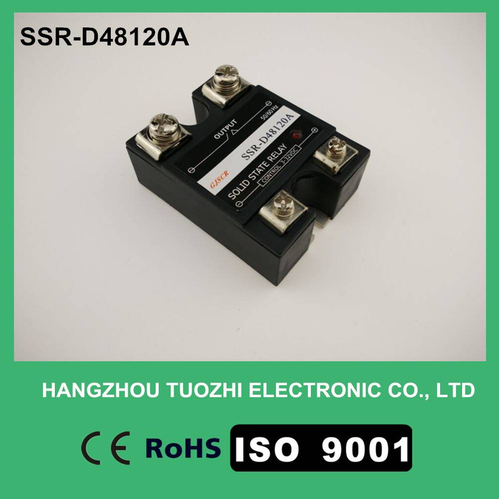 120a solid state relay 3-32vdc input SSR-D48120A