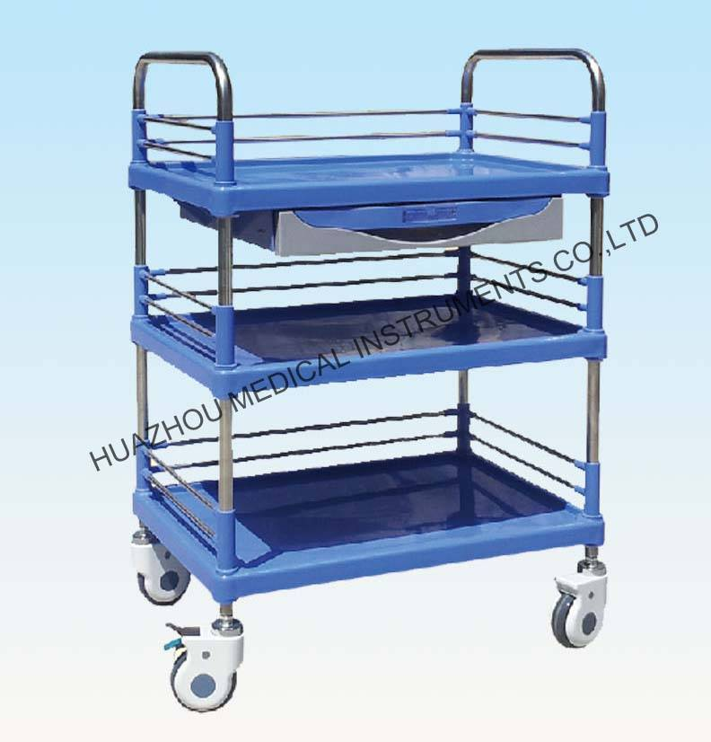 ABS trolley for instruemnts